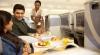 Самая вкусная еда на борту самолета у Turkish Airlines