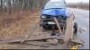 Авария в Бричанах: Женщина скончалась после столкновения автомобиля с телегой (ФОТО)