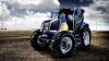 В Италии пройдут испытания новой  машины - трактора на водороде