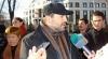 Юрий Рошка обещает властям три месяца протестов
