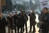 Протест у ЦИКа: требовали отставки Чокана и свободных выборов (ВИДЕО)
