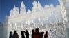 В Москве построят первый в России городок из снега и льда