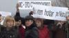 Протест у поста в Вадул-луй-Водэ: Жители заблокировали трассу Кишинев-Дубоссары