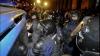 В Бухаресте произошли новые столкновения между демонстрантами и полицейскими