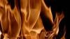 В Бухаресте загорелась церковь