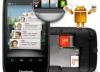 Бюджетный Android-смартфон ViewSonic с поддержкой двух SIM-карт