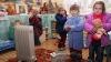 В детском саду Магдачешт малыши спят под несколькими одеялами и делают зарядку, чтобы не замерзнуть