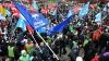 В Москве проходят митинги в поддержку кандидатов в президенты России