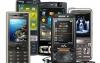 Топ производителей мобильных телефонов по итогам 2011 года