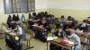 Ученики возвращаются в классы после перерыва из-за сильных морозов