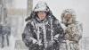 Морозы и снегопады господствуют в разных уголках планеты