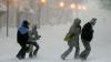 Смертельно холодно: снегопады и низкие температуры держатся во многих странах
