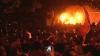 В Каире продолжаются погромы: здание налоговой службы подожгли во второй раз