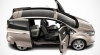 В новом компактвене от Ford дверной проем составляет 1,5 метра
