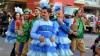 В Афинах состоялся самый большой уличный карнавал
