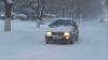 Молдова под снегом: зарегистрированы три аварии, четыре человека получили ранения