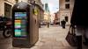 На лондонских улицах появятся 75 урн-информеров Renew Bin
