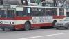 Управление электротранспорта запретило рекламировать МММ на троллейбусах