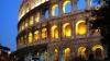 8 марта специальная подсветка осветила все римские памятники, изображающие женщин