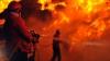 Лесные пожары в испанских Пиренеях угрожают жилым домам