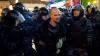 Москва: Акция оппозиции переросла в несанкционированные митинг и шествие по проезжей части