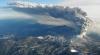 Сильное извержение вулкана на юге Японии