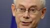 Херман ван Ромпей переизбран на пост председателя Совета Европы