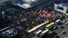 """В центре Москвы проходит оппозиционный митинг """"За честные выборы"""""""