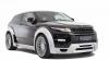 Брутальный Range Rover Evoque от Hamann покажут в Женеве