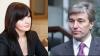 Евгений Карпов и Нина Штански встречаются в миссии ОБСЕ в Кишиневе