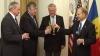 Воронин проигнорировал приглашение посла США на прием в честь годовщины установления дипломатических отношений
