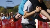 Украинцы проведут забег с женами на плечах
