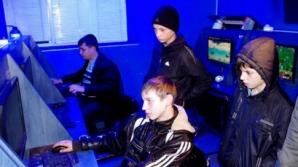 Интернет-кафе позволяют подросткам проводить ночь за компьютером