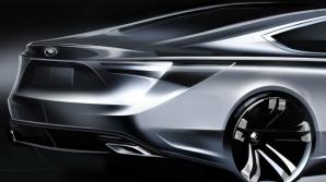 Toyota покажет новый большой седан и Lexus ES