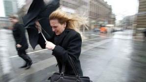 Объявлен оранжевый код в связи с усилением ветра
