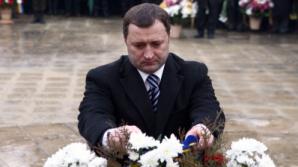 Филат почтил память погибших на Днестре: И природа скорбит!