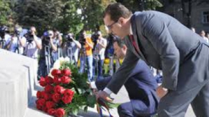 Мариан Лупу: Республика Молдова - не временный проект. Это государство, данное нам от Бога