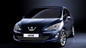 Peugeot показал новый седан 408 (ФОТО)