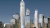 В Нью-Йорке на месте башен-близнецов выросла Башня свободы