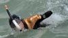 Человек без рук и без ног совершит кругосветный заплыв