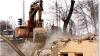 Дом по столичной улице Щусева, внесенный в регистр памятников, частично снесен