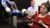 Парализованные научились управлять роботом мыслями (ВИДЕО)