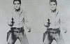 Картина Энди Уорхола «Двойной Элвис» продана за 37 миллионов долларов