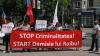 Требуют отставки Ройбу: молодежное крыло Партии социалистов снова протестовало у МВД