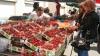 На столичных рынках появилась в продаже первая молдавская клубника