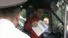Дорожная полиция проверяет соблюдение правил водителями маршруток