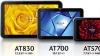Toshiba выпустила гигантский Android-планшет
