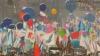 Десятки тысяч людей вышли на улицы Москвы