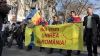 Марш объединения в Кишиневе: участники придерживаются разных взглядов на историю Молдовы