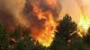 Разрушительные пожары: в штате Колорадо сгорело  более 80 га леса